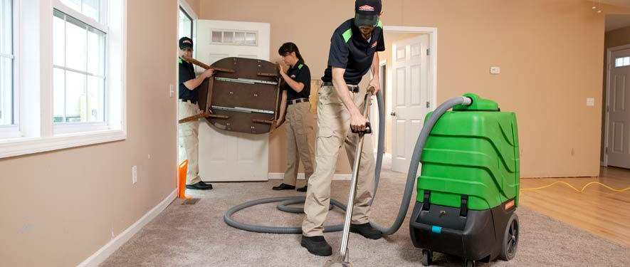Frankfort, IN residential restoration cleaning